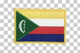 Flag Of The Comoros Flag Of The Comoros Comorian Language Fahne PNG