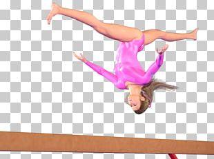 Gymnastics Tumbling PNG
