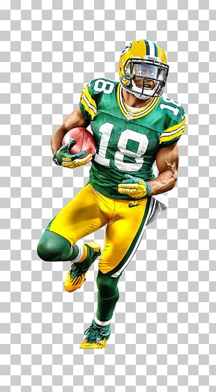 NFL Football Helmet Green Bay Packers American Football PNG