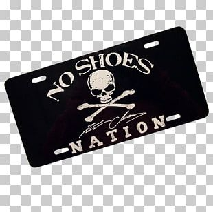 Pirate Flag Live In No Shoes Nation Vehicle License Plates SafeSearch PNG