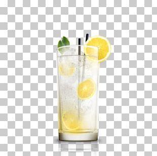 Cocktail Limeade Vodka Tonic Orange Drink Juice PNG