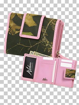 Handbag Wallet Coin Purse Camouflage Mossy Oak PNG