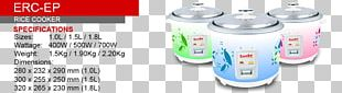 Rice Cookers Home Appliance Food Steamers PNG