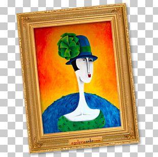 Frame Visual Arts Paint Modern Art PNG