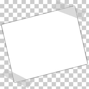 Paper Post-it Note Light Square Material PNG