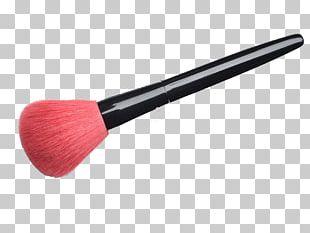 Pink Makeup Brush PNG