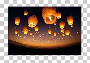 Light Pingxi District Sky Lantern Lantern Festival Paper Lantern PNG
