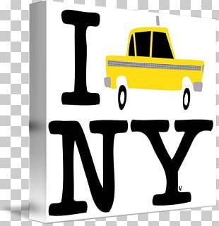 New York City T-shirt I Love New York Printing PNG