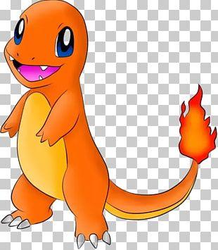 Charmander Pikachu Pokémon GO PNG