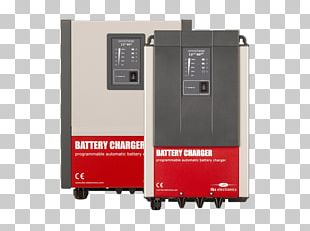 Battery Charger Electronic Component Power Inverters Solar Inverter Electronics PNG