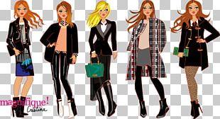 Fashion Illustration Drawing Fashion Designer PNG