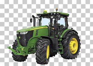 John Deere Tractor Agriculture Deutz-Fahr Agricultural Machinery PNG