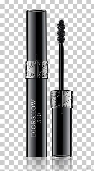 Mascara Cosmetics Eyelash Christian Dior SE Lipstick PNG