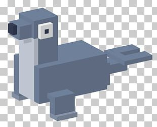 Crossy Road Korean Jindo Polar Bear Arctic Fox PNG