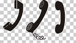 Telephone Handset Symbol Icon PNG
