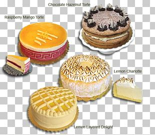 Petit Four Torte Pastry Cake Finger Food PNG