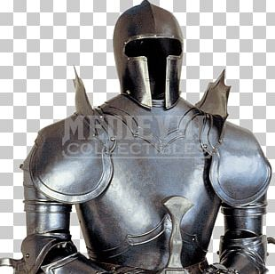 Crusades Middle Ages Plate Armour Knight Components Of Medieval Armour PNG