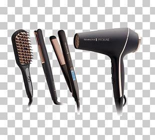Hair Dryers Hair Iron Remington Dryer Hair Care Hair Straightening PNG