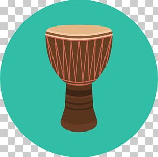 Hand Drums Djembe Musical Instruments PNG