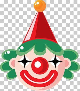Clown Cartoon PNG