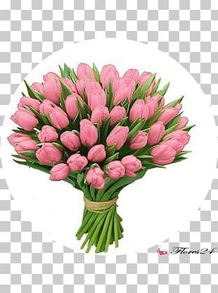 Flower Bouquet Khabarovsk Tulip Gift PNG