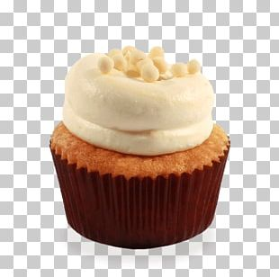 Cupcake Buttercream Frosting & Icing Red Velvet Cake PNG