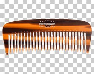 Comb Pomade Barber Beard Hair PNG