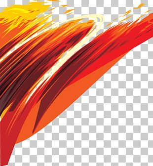Cool Lines Abstraction PNG