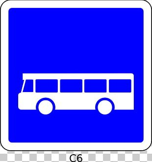Bus Stop Stop Sign Traffic Sign PNG