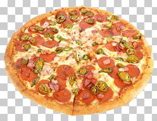 Pizza Margherita Barbecue Chicken Nugget Garlic Bread PNG