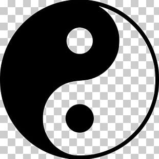 Yin And Yang Taoism Symbol Concept Dualism PNG