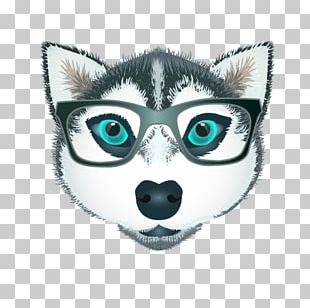 Glasses Snout Dog Goggles Eye PNG