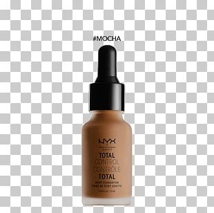 NYX Total Control Drop Foundation Brush NYX Cosmetics PNG