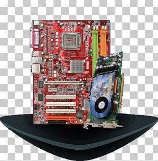 Graphics Cards & Video Adapters Motherboard Micro-Star International LGA 775 CPU Socket PNG