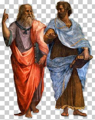 Poetics Republic Euthyphro The School Of Athens Philosophy PNG