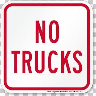 Semi-trailer Truck Traffic Sign Car Logging Truck PNG