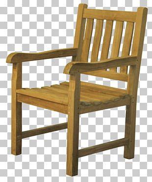 Bench Chair Cushion Garden Furniture Patio PNG