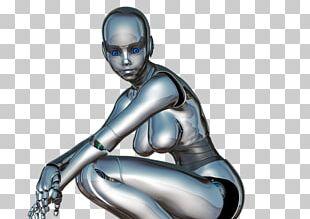 Robot Cyborg She Roboethics PNG