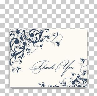 White Letter Of Thanks Greeting & Note Cards Black Christmas PNG