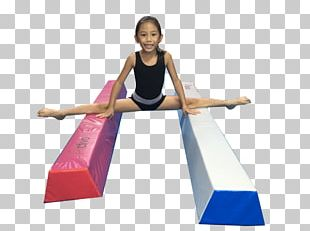 Balance Beam Gymnastics Physical Education Mat Sporting Goods PNG