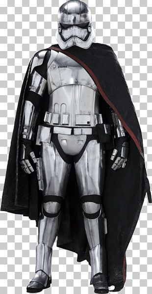 Captain Phasma Star Wars PNG