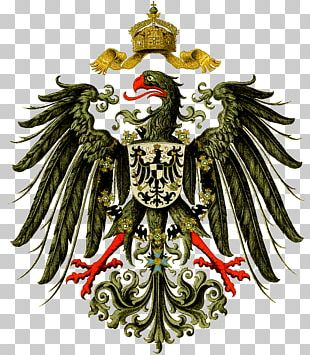 German Empire Coat Of Arms Of Germany Holy Roman Empire Eagle PNG