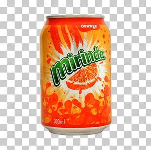 Orange Drink Fizzy Drinks Carbonated Drink Mirinda Coca-Cola PNG