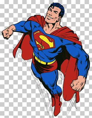 Superman Logo Jerry Siegel Comic Book Comics PNG