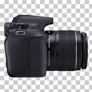 Canon EF-S Lens Mount Canon EF-S 18–55mm Lens Digital SLR Canon EF-S 18-55mm F/3.5-5.6 IS STM Camera PNG