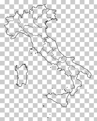 Regions Of Italy South Tyrol Blank Map Florence PNG