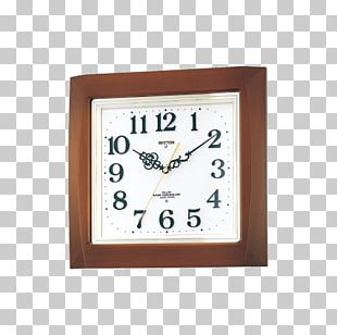 掛時計 Citizen Holdings Rhythm Watch Radio Clock Amazon.com PNG