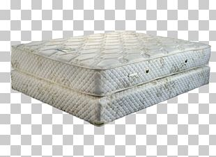 Mattress Bed Base Bed Frame Box-spring Pillow PNG