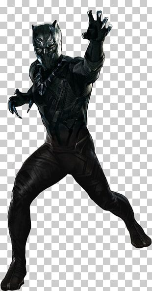 Marvel: Avengers Alliance Black Panther Captain America Vision Bucky Barnes PNG