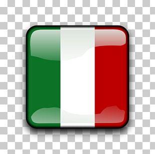 Flag Of Italy Italian Cuisine PNG